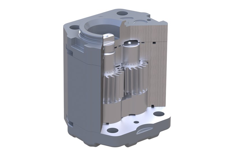 Better working environment with the next generation of gear pumps in the Danfoss sshark® range!